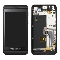 Blackberry Z10 LCD Screen With Touch Screen Digitizer Module - Black